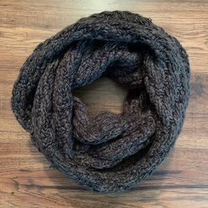 Gap Knit Circle Scarf